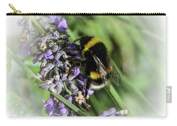 Dreamy Bumble Bee Carry-all Pouch