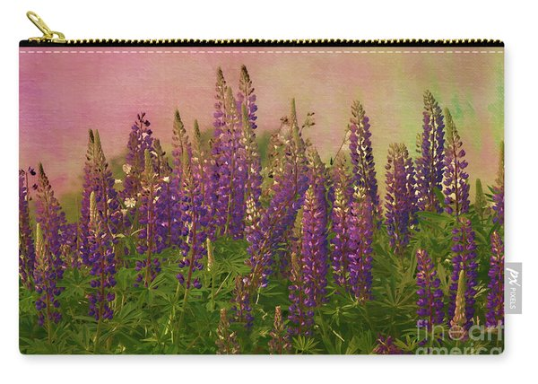 Dreamy Lupin Carry-all Pouch