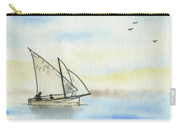 Dreamy Voyage Carry-all Pouch