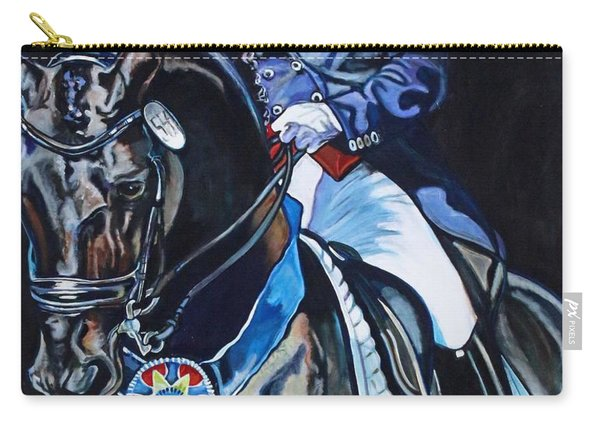 Dressage Stallion Carry-all Pouch