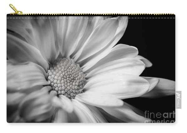 Dressed In Black And White Carry-all Pouch