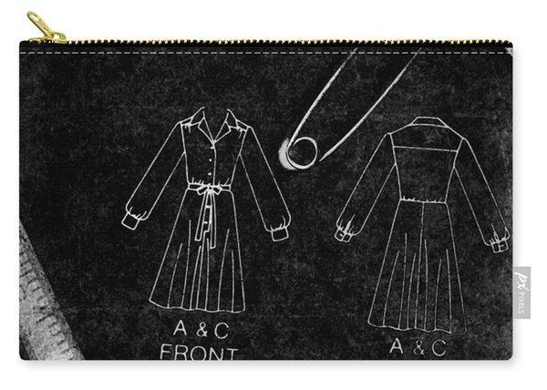 Dressmaking Handiwork Carry-all Pouch