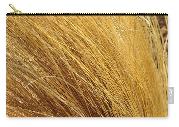 Dried Grass Carry-all Pouch