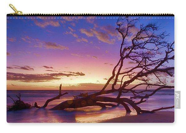 Driftwood Beach 1 Carry-all Pouch