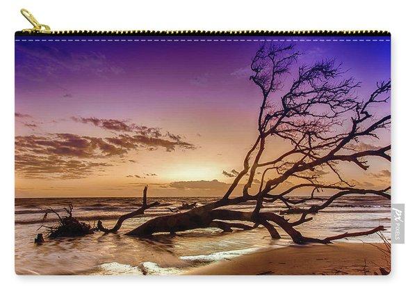 Driftwood Beach 2 Carry-all Pouch