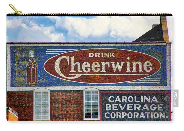 Drink Cheerwine Carry-all Pouch