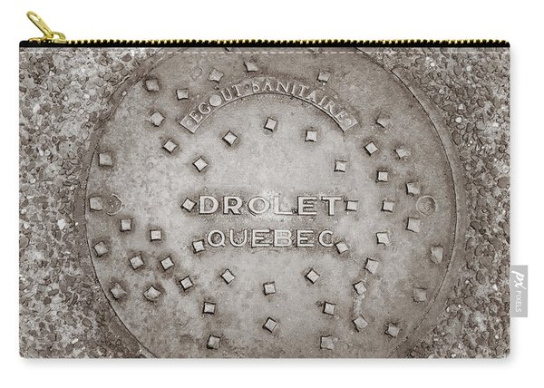 Drolet Quebec Carry-all Pouch