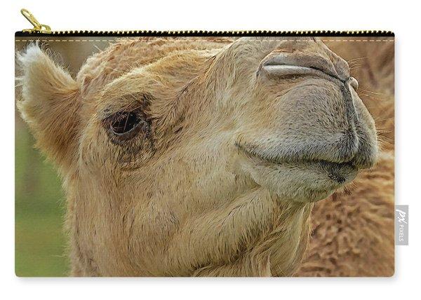 Dromedary Or Arabian Camel Carry-all Pouch