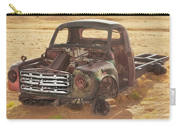 Drought And '51 Studebaker Carry-all Pouch