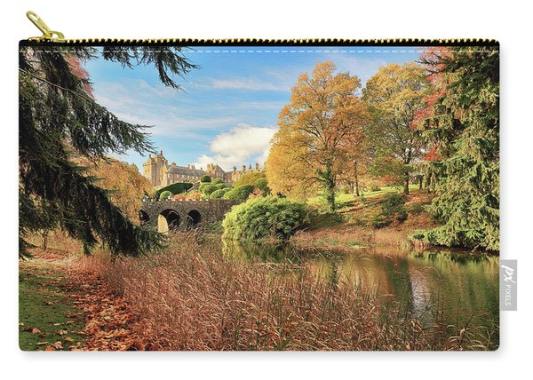 Drummond Castle Gardens Carry-all Pouch