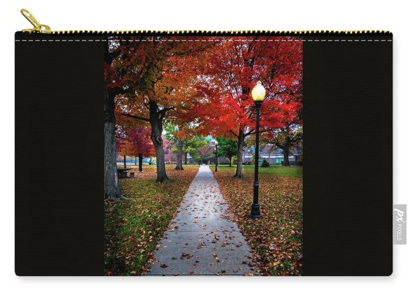 Drury Fall Carry-all Pouch