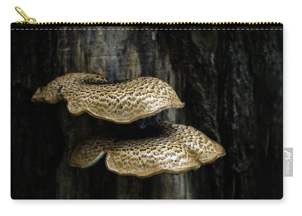 Dryads Saddle Fungi Carry-all Pouch