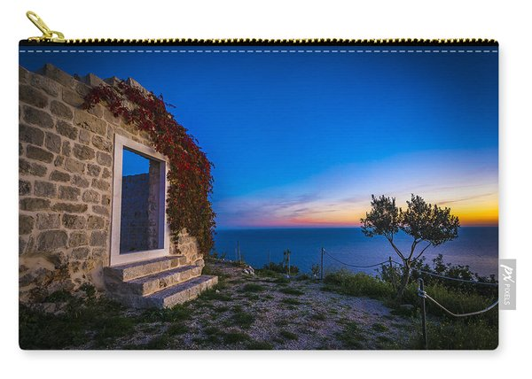 Dubrovnik Ruins Carry-all Pouch