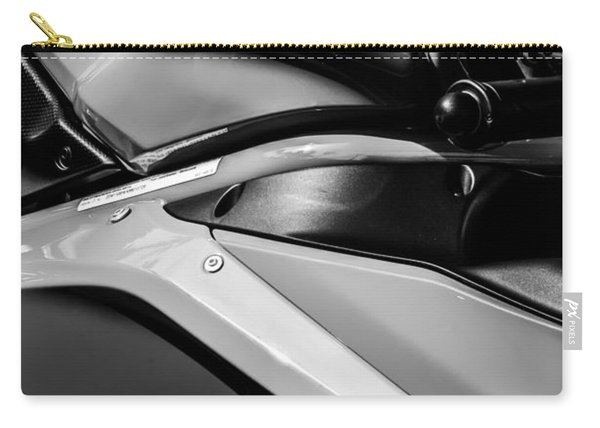 Ducati 1098 Motorcycle -0893bw Carry-all Pouch