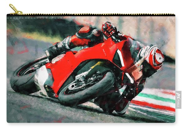 Ducati Panigale V4 - 01 Carry-all Pouch