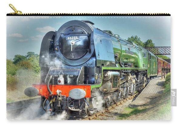 Duchess At Butterley Station Carry-all Pouch