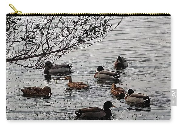 Duck Love Carry-all Pouch
