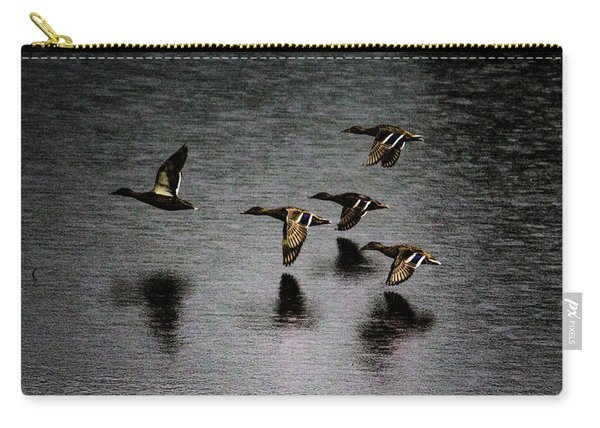 Duck Squadron Carry-all Pouch