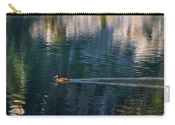 Duck Waves Carry-all Pouch