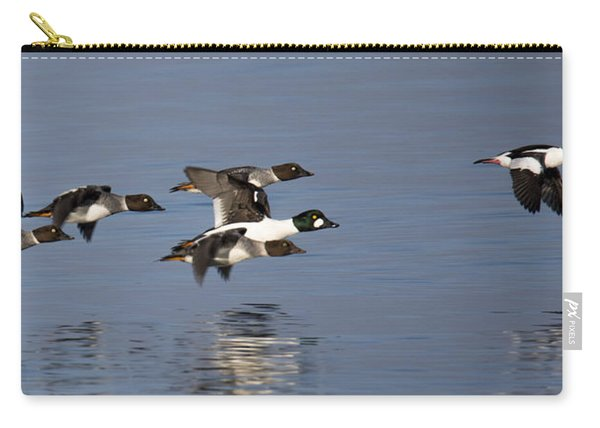Duckin Out Carry-all Pouch