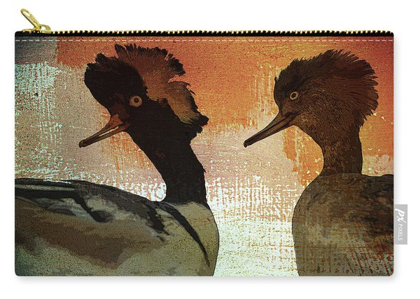 Duckology Carry-all Pouch