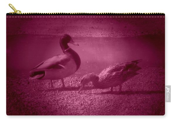 Ducks #1 Carry-all Pouch
