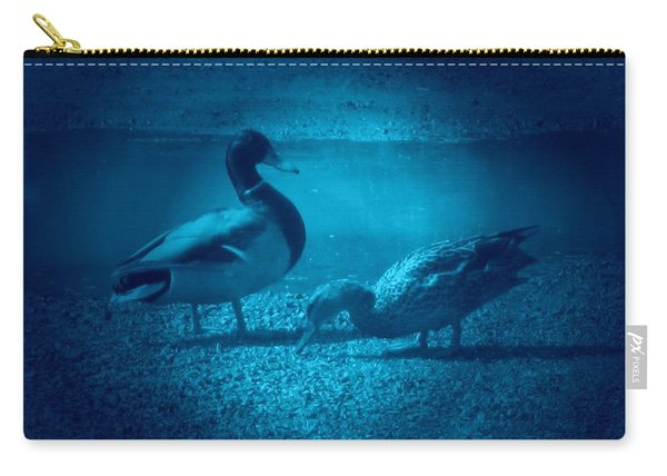 Ducks #2 Carry-all Pouch