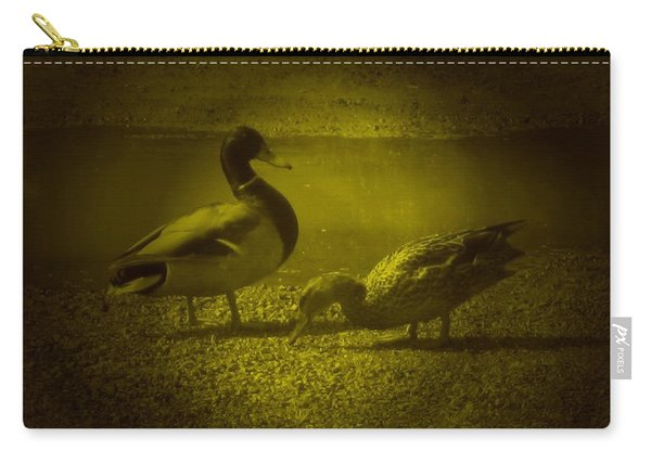 Ducks #3 Carry-all Pouch