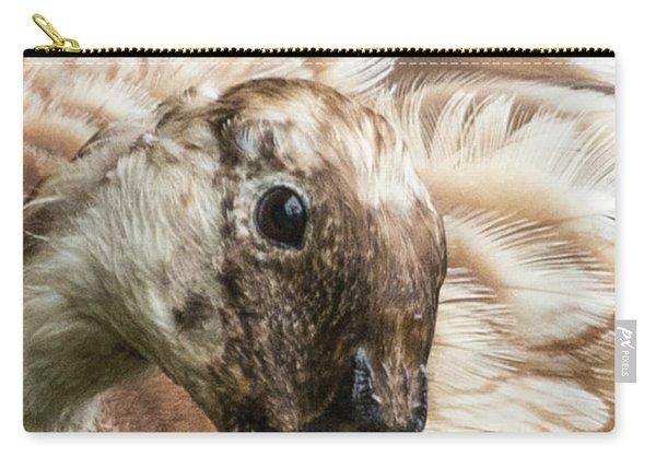 Ducks Head Carry-all Pouch