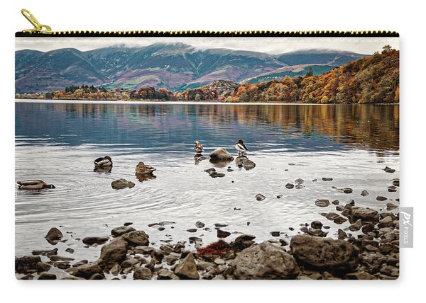 Ducks On Derwent Carry-all Pouch