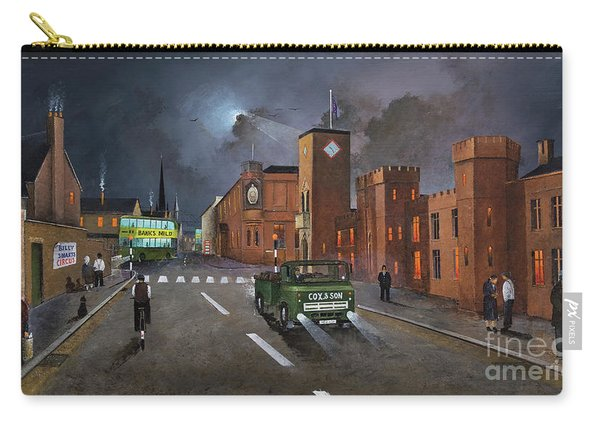 Dudley, Capital Of The Black Country Carry-all Pouch