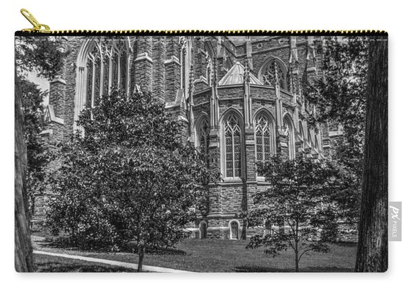Duke Chapel Bw Carry-all Pouch