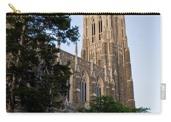 Duke Chapel Side View Carry-all Pouch