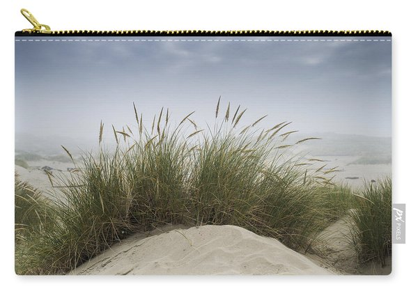 Dune Grass Along The Oregon Coast Carry-all Pouch