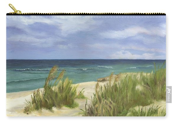 Dune Grasses Carry-all Pouch