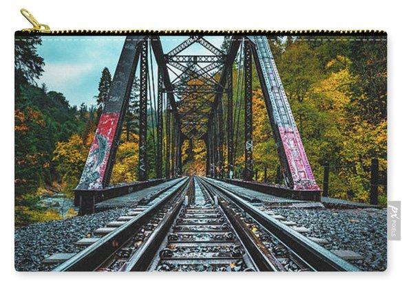 Dunsmir Bridge Carry-all Pouch