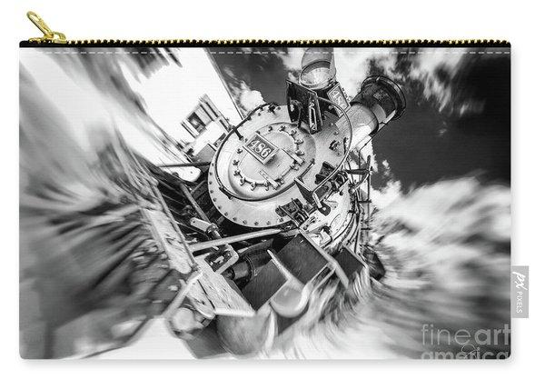 Durango Silverton Train Arrives Carry-all Pouch