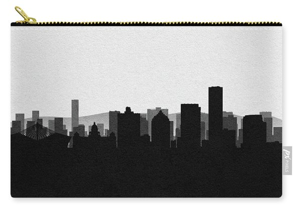 Durban Cityscape Art Carry-all Pouch