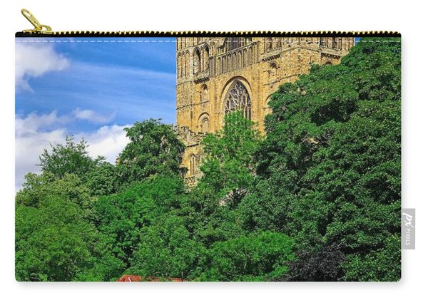 Durham Cathedral And Wool Mill Carry-all Pouch