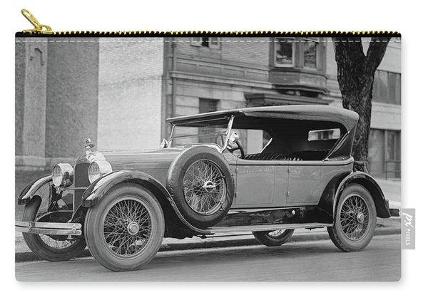Dusenberg Car Circa 1923 Carry-all Pouch