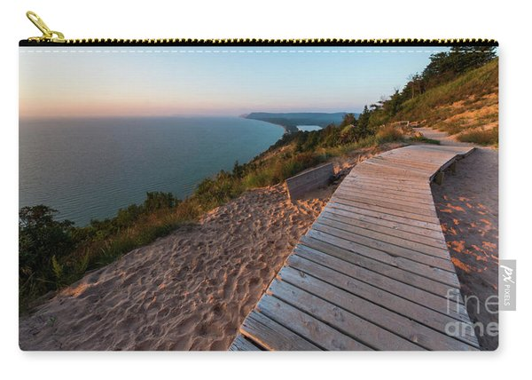 Dusk At Empire Bluff Carry-all Pouch