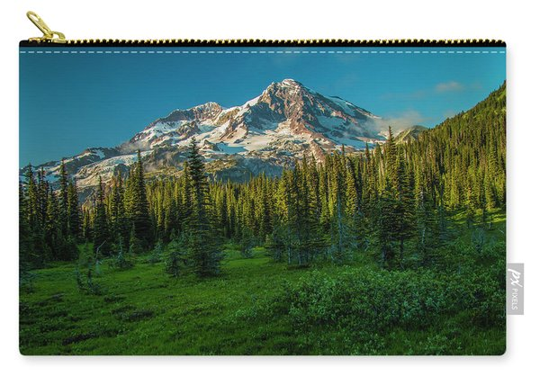 Dusk At Indian Henry Campground Carry-all Pouch