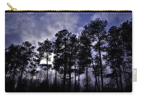 Dusk Settles Carry-all Pouch