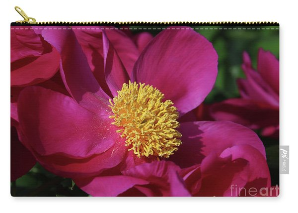 Dusted In Peony Pollen Carry-all Pouch