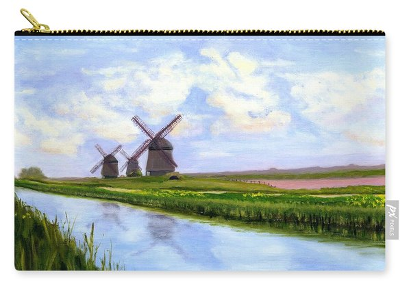 Dutch Canal Carry-all Pouch