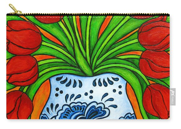 Dutch Delight Carry-all Pouch