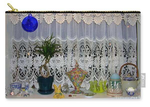 Dutch Lace Carry-all Pouch
