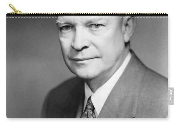 Dwight Eisenhower Carry-all Pouch
