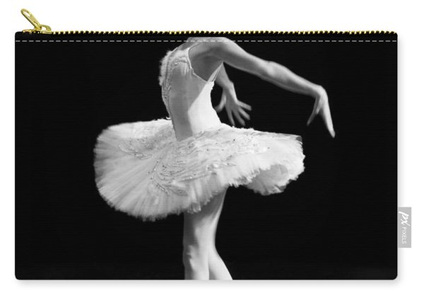 Dying Swan I Alternative Size Carry-all Pouch