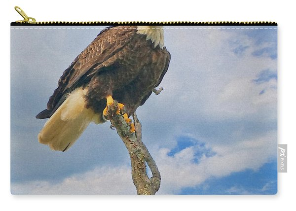 Eagle Eyes Carry-all Pouch